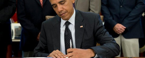 Obama Drafts Order on Paid Sick Leave for Contractors
